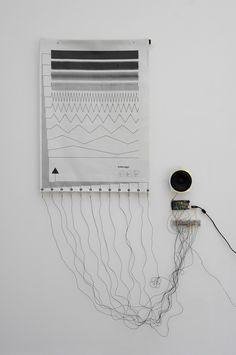 Affone, Léo Virieu - interactive sound posters