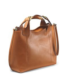 e97042a981 Leather Bucket Bag...I like that it is called a bucket because I