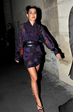 Charlotte Casiraghi - Vogue's 90th anniversary party