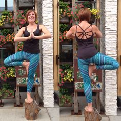 524064b71e9c0d Stay rooted in everything you do while rocking out in prAna's Dreaming Top and  Roxanne Leggings