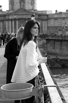 Kendall Jenner - Street Style, Paris (03/06/2015)