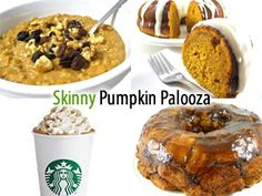 It's a Pumpkin Palooza with 10 Skinny Recipes. I love all things pumpkin! Make 1 or more of my delectable, skinny pumpkin recipes this season. Have fun! http://www.skinnykitchen.com/recipes/its-a-pumpkin-palooza-with-8-skinny-recipes/