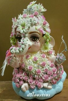 #cupid #ganesh Shri Ganeshji🙏🏻🌈..........z❤️NSpiceC🌶🦋Sept2018~*💋