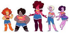 Steven Universe Fan Art!