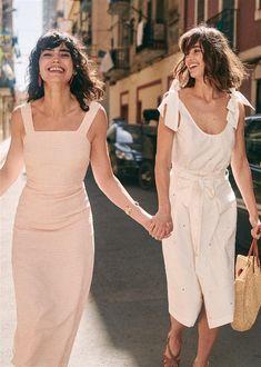 Sézane kolekcija otkriva prve trendove i odjevne komade za ljeto 80s Fashion, French Fashion, Look Fashion, Urban Fashion, Girl Fashion, Autumn Fashion, Fashion Dresses, Fashion Tips, Fashion Today