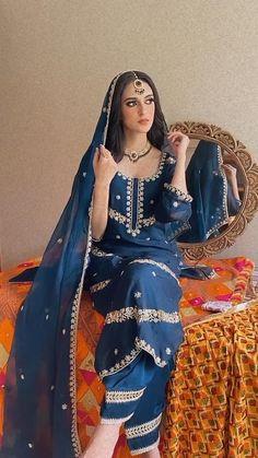 Patiala Salwar, Anarkali, Plazo Kurti, Punjabi Suits Designer Boutique, Boutique Suits, Indian Designer Suits, Embroidery Suits Punjabi, Embroidery Suits Design, Embroidery Fashion