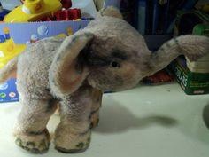 Vintage Steiff Signed Cosy Trampy Elephant 4880 20 RARE   eBay