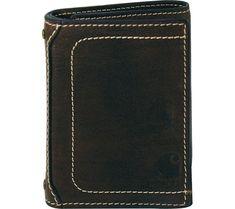 CARHARTT Carhartt Trifold Wallet Pebble. #carhartt #
