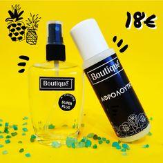 🍍🍍𝑷𝒆𝒓𝒇𝒖𝒎𝒆 𝑫𝒆𝒂𝒍🍍🍍  Δώσε άρωμα και εξωτική αύρα στο καλοκαίρι σου με την υπέροχη προσφορά μας!  𝜜𝜬𝜴𝜧𝜜 100𝒎𝒍 + 𝜜𝜱𝜬𝜪𝜦𝜪𝜰𝜯𝜬𝜪 100𝒎𝒍👉 𝟏𝟖€ * με τον αρωματισμό της επιλογής σου μέσα από την μεγάλη γκάμα αρωμάτων μας!  #boutiqueshopgr #boutiqueshop #shoponline #eshop #perfume #perfume #άρωμα #αρώματα #δώρο #προσφορά #offer #summerdeal #perfumedeal