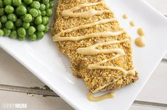 Tender pieces of chicken with a delicious breading. All for only 284 calories per serving! A quick week night meal that the whole family will love.