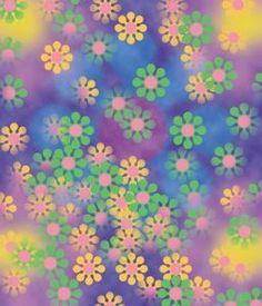 """image pour """"anniversaire flower power"""""""