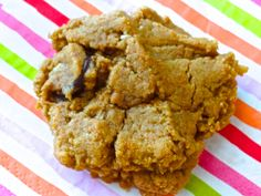 Chocolate Chip Coconut Carrot Cookies