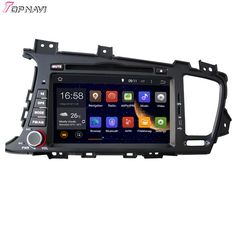8'' Free Shipping Quad Core Android 5.1 Car GPS For  KIA K5 /OPTIMA 2011- /Magentis With Radio Stereo Multimedia 16GB Flash