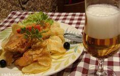 Bacalhau Folhado from Ti Natercia Restaurante  http://www.chowzter.com/fast-feasts/europe/Lisbon/review/Ti-Natercia-Restaurante/Bacalhau-Folhado/4578_4594