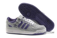 big sale f7e14 88a46 Gray Purple With White Shoelace 365 Days Return Adidas Forum Lo Lifestyle  Womens US High-quality Materials TopDeals, Price 78.61 - Adidas Shoes, Adidas Nmd ...
