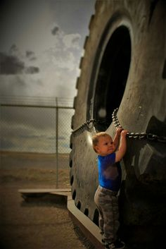Support coal!! Children photography