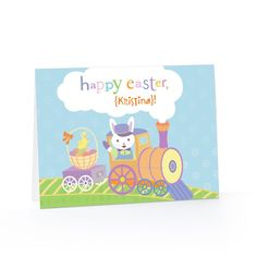 Make someone's Easter special with the Special Delivery greeting card from Hallmark.