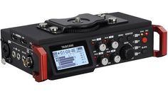 Tascam DR-701D: 4-Spur-Recorder für DSLR - http://www.delamar.de/musik-equipment/tascam-dr-701d-31672/?utm_source=Pinterest&utm_medium=post-id%2B31672&utm_campaign=autopost
