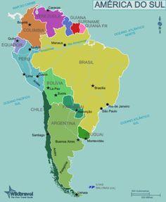 Presépios Internacionais  : América do Sul