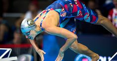 Swimmer Dana Vollmer Seeks Another Gold Medal, This Time as a Mother