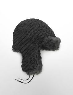 27d9f1518e4 Corduroy Aviator Trapper Hat Winter Cap Ski Warm Fur Cap ...
