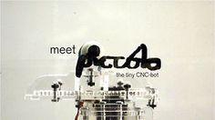 Piccolo the tiny CNC-bot on Vimeo