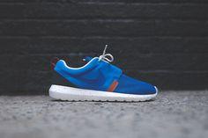 Nike Roshe Run NM Breeze - Military Blue / Black   Kith NYC
