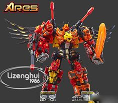 Transformers TFC Ares Aka Predaking Nemean Phlogeus Conabus Aethon Phobus * Read more reviews of the product by visiting the link on the image.(It is Amazon affiliate link) #eastcoast
