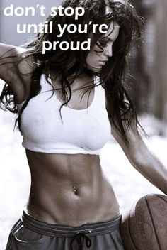 "Don't stop until you're proud of what you have become! "" Which Weight Loss Program Will Ensure Your Success?"""