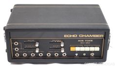 Ace Tone Ec-20 - vintage Japanese tape echo - forerunner of the legendary Roland Space Echo.
