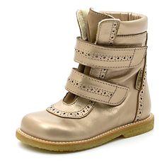 GrowingFeet.dk - Angulus TEX-støvle i bronze