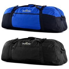 """Olympia Large 42"""" Deluxe Duffle Bag With Strap + Bonus Travel Pouch  Luggage Tote 81f015cd1153c"""