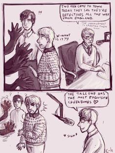John's like: He's mine. Back off. Welcome to Nightvale and Sherlock crossover. I CAN'T. THIS WINS THE INTERNET. EVERYONE ELSE GO HOME.
