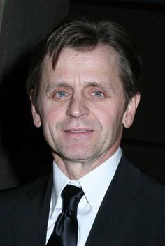 Mikhail Baryshnikov  -     Ballet dancer, actor, artistic director and ah yes Carrie Bradshaw's  older guy.    This sexy Russian was a defector too. We love a guy