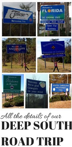 All the highlights, the one disappointment and tips for planning your own Deep South road trip!