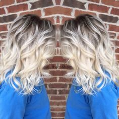 "70 Likes, 2 Comments - Jessica Knott | Stylist (@_itsjesshair) on Instagram: ""Not all blondes hibernate in the winter ❄️"""