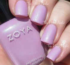 Zoya Spring 2015 Delight Collection - Leslie