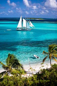 Union island. The Grenadines.