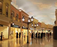 Villagio in Doha, Qatar - Indoor view images