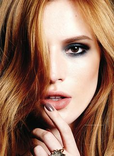 Bella Thorne by Max Abadian for Elle Canada May 2015
