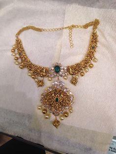 temple jewellery | boutiquedesignerjewellery.com