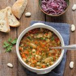 Ciorba de zarzavat (legume din belsug) | Retete Laura Adamache Ethnic Recipes, Food, Essen, Meals, Yemek, Eten