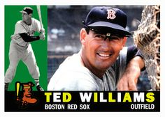 cards that never were ted williams | Bob Lemke's Blog: Filling the Ted Williams gap in 1960 Topps