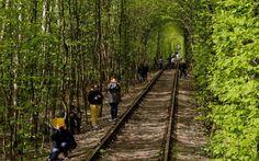 Ukraine Tunnel of Love Picture 1
