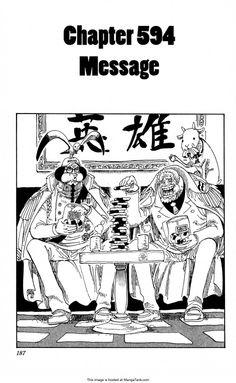 One Piece Manga ch.594 Page 1