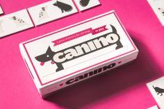 No me toques las Helvéticas   Blog sobre diseño gráfico y publicidad: Dominó canino