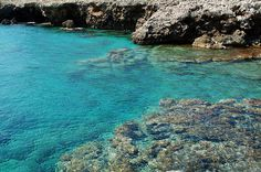 Lo splendido Mare Italiano, Salentino!  Italia - Puglia - Lecce - Salento - Torre Uluzzo