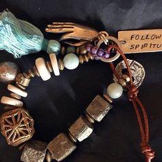 Beach bracelet leather fringe w turquoise Cowrie shell Gypsy Bracelet, Tassel Bracelet, Shell Bracelet, Bracelet Set, Bracelet Making, Jewelry Making, Tribal Bracelets, Beach Bracelets, Handmade Bracelets