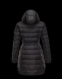 online shop Moncler Damen CHARPAL Mantel Schwarz Polyamid 16-17