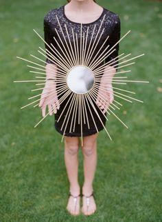 DIY Starburst Mirror: http://www.stylemepretty.com/2014/08/14/10-more-of-our-fave-wedding-diys/